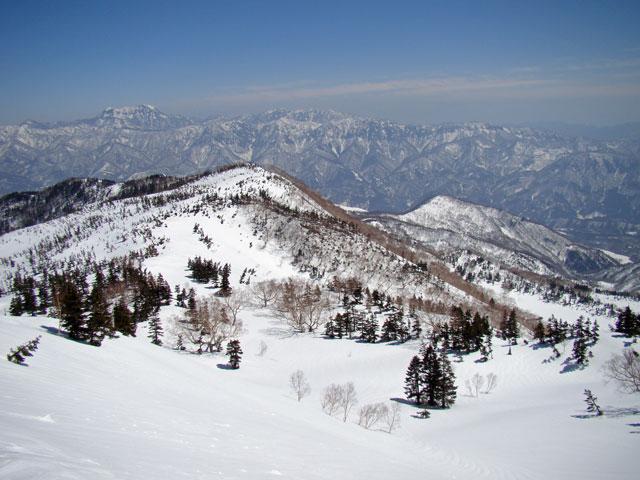 山ノ神尾根