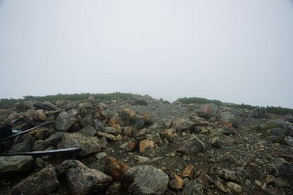 中盛丸山の山頂