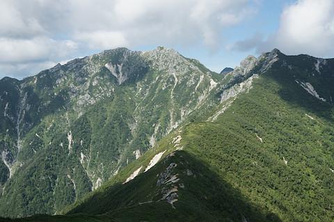 南駒と仙涯嶺